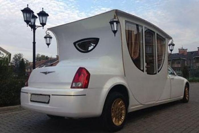 КАРЕТА Chrysler 300C