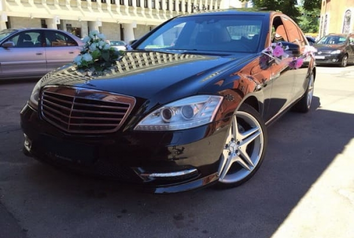 Mercedes W221 Long